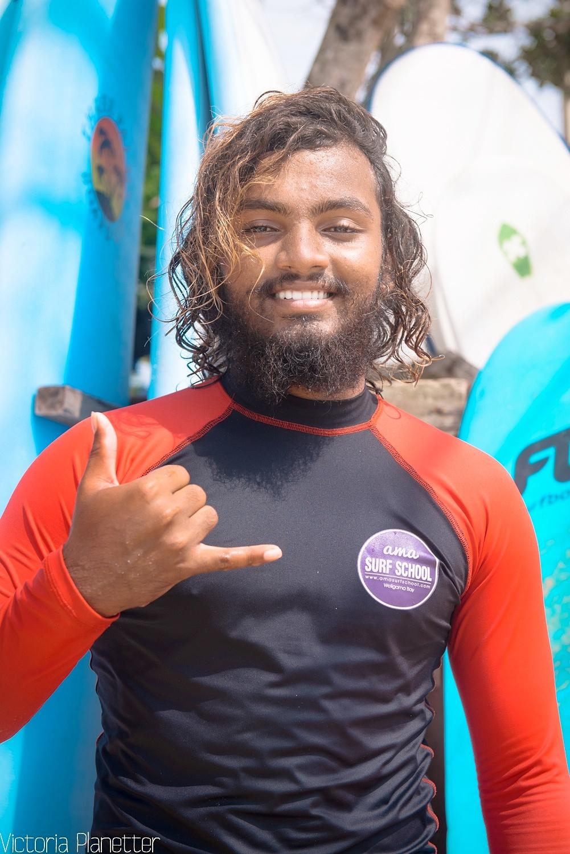 Surf Weligama surfing