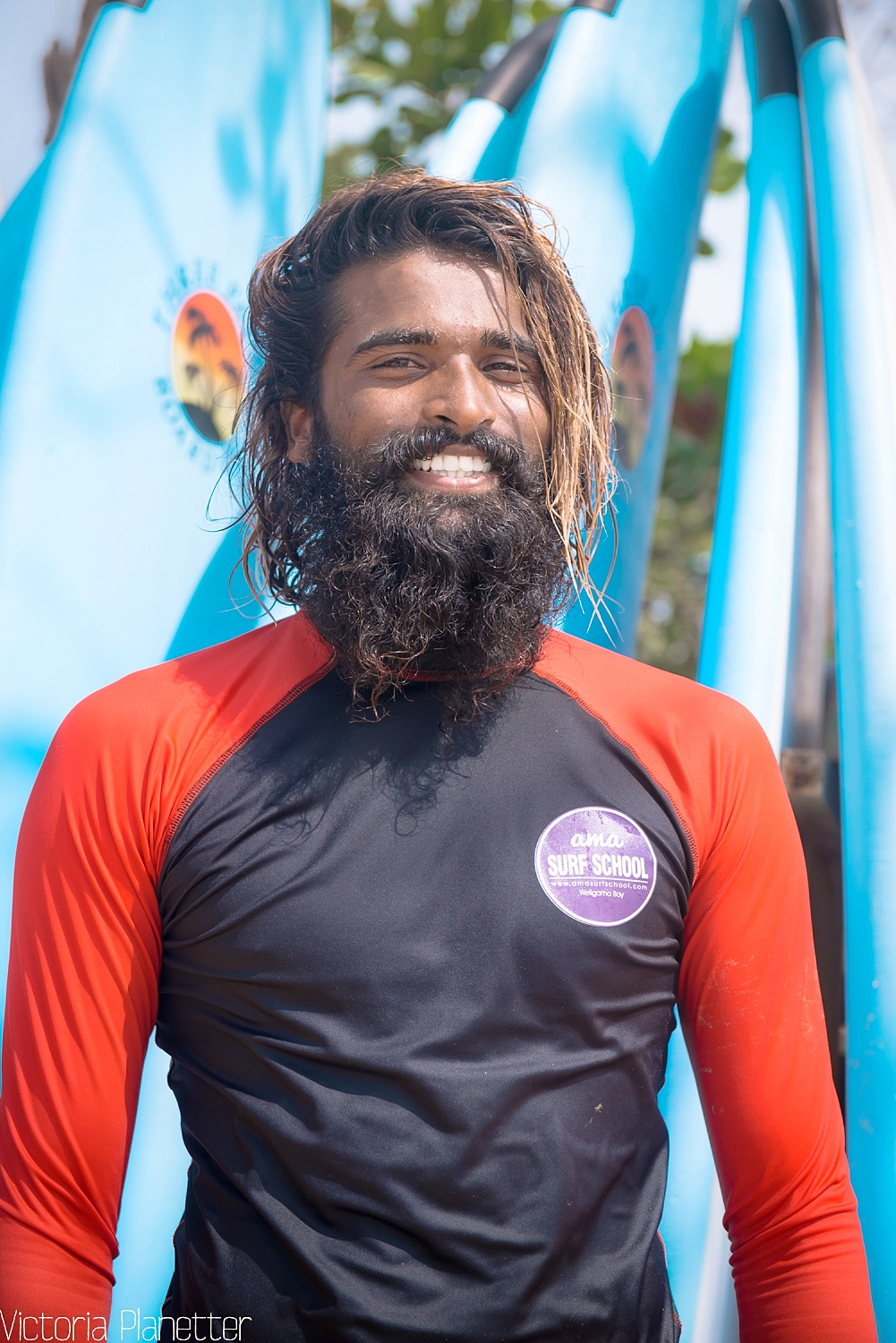 Surf Instructor Weligama