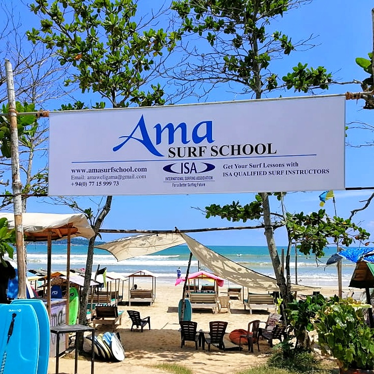 Surf School Weligama